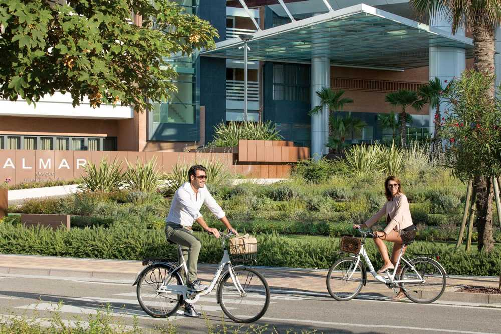 Enjoy our Free Bicycle service - Almar Jesolo Resort & Spa