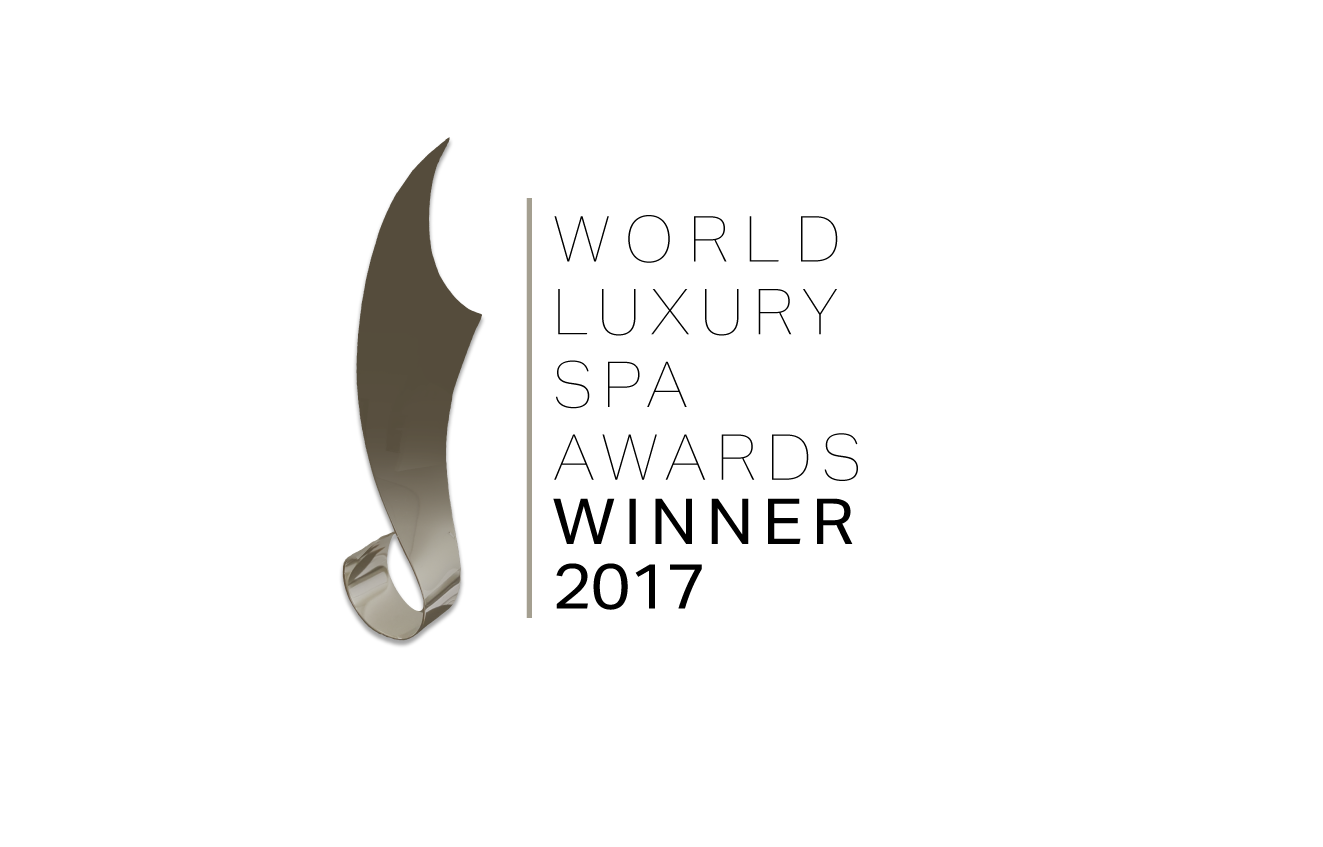 World Luxury Spa Awards Winner Logo (W)(Trans)