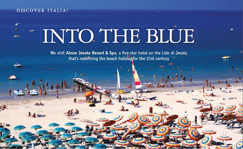 DISCOVER! ITALIA-Into-the-Blue