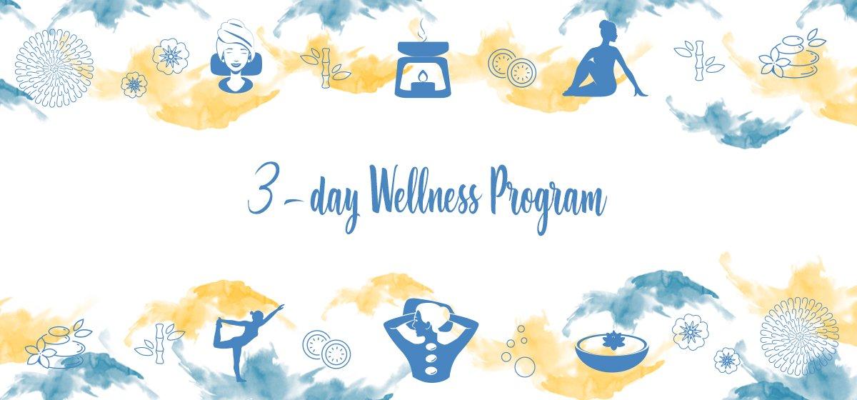 3 day Wellness Program - Almar Jesolo Resort & Spa