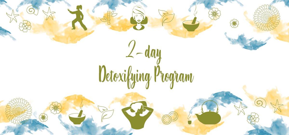 2 day Detoxifying Program - Almar Jesolo Resort & Spa