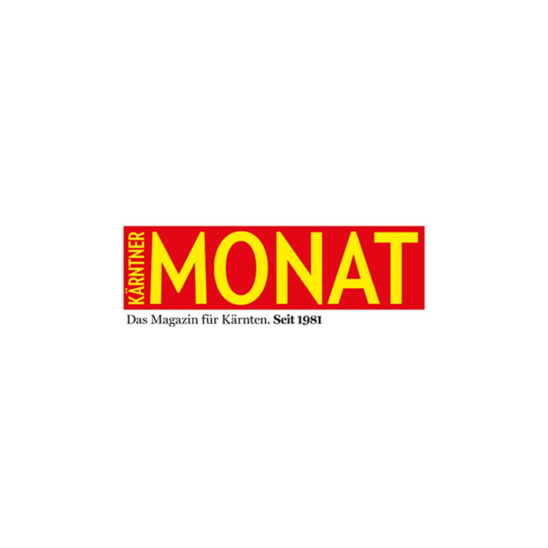 MONAT Kärntner, wo ein Artikel veröffentlicht wurde, der Almar gewidmet ist